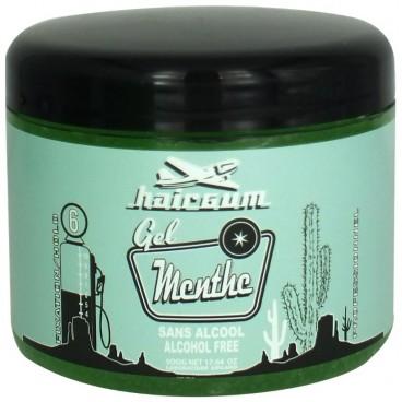 Image of Styling Gel alcool Hairgum menta 500g