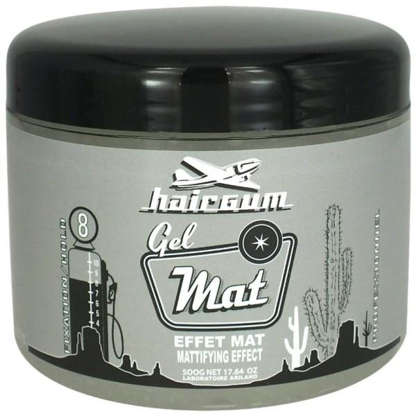 Gel Coiffant Hairgum Effet Mat 500 g
