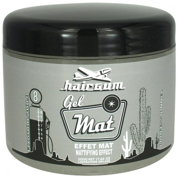 Styling Gel Mat Effect Hairgum 500 g