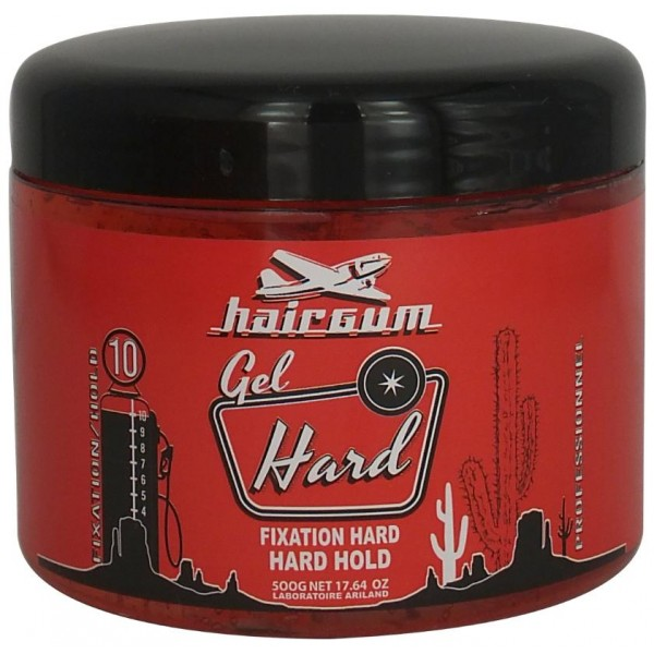 Gel Fixation Hard Hairgum 500g