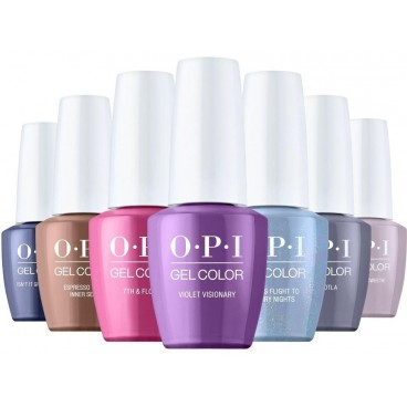 Collection Downtown OPI Gel Color