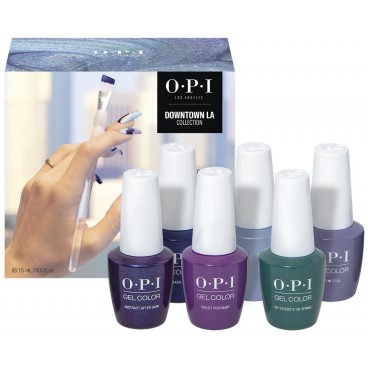OPI Gel Color Collection Downtown - Kit n°2