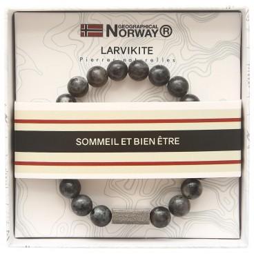 Bracelet larkivite Stella Green
