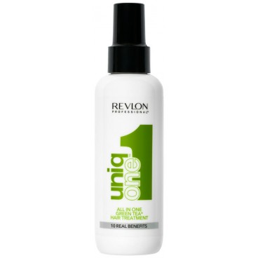 Spray 10-en-1 thé vert UniqOne Revlon 150ML