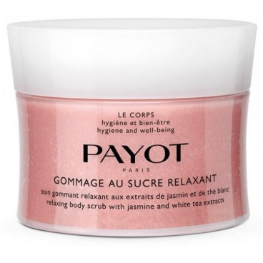 Gommage relaxant au sucre Payot 200ML