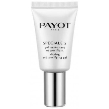 Gel Speciale 5 Pâte Grise Payot 15ML
