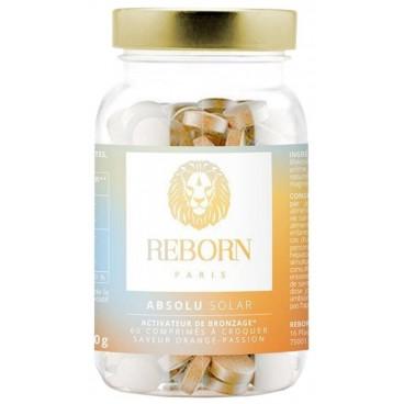 Compléments alimentaires activateur de bronzage Reborn 30g