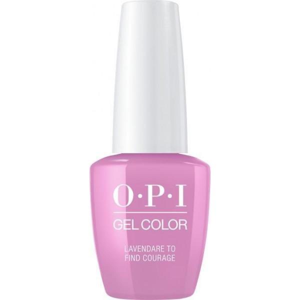 Cascanueces OPI Gel Color - Lavendare to Find Courage 15ml