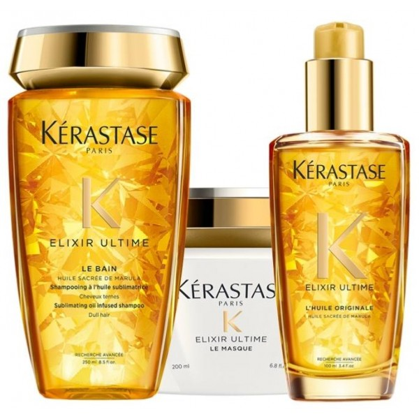 Kérastase Ultimate Elixir Pack