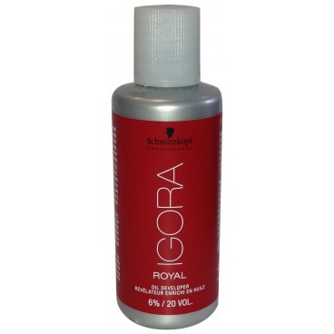 Igora Royal oxydant 60 ML