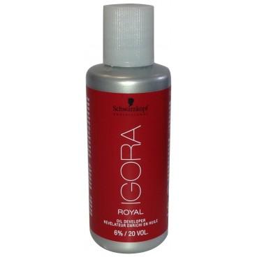 Igora Royal oxydant 60 ML