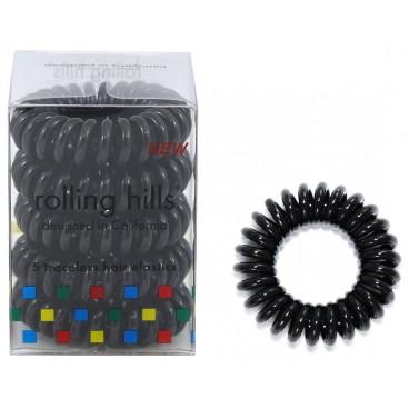 5 élastiques ressorts noirs Rolling Hills