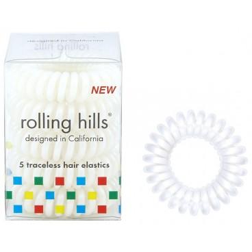 5 élastiques ressorts blancs Rolling Hills