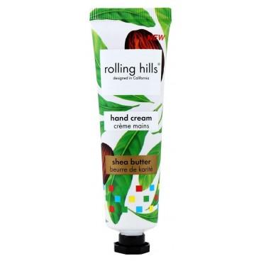 Crème pour les mains au beurre de karité Rolling Hills