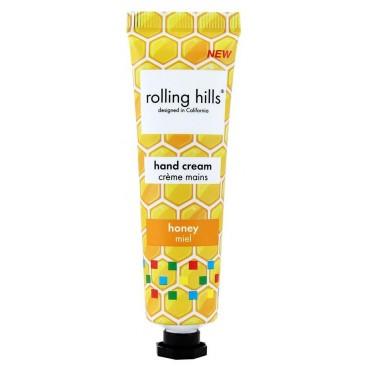 Crème pour les mains au miel Rolling Hills