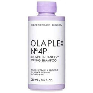 Shampooing n°4 Blonde Enhancer Olaplex 250ML