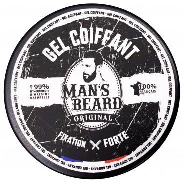 Gel coiffant Man's Beard 90ML