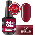 Mini Varnish Semi-Permanent Hybrid Shine Mollon Pro 8ml 220