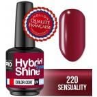 Mini Vernis Semi-Permanent Hybrid Shine Mollon Pro 8ml 220