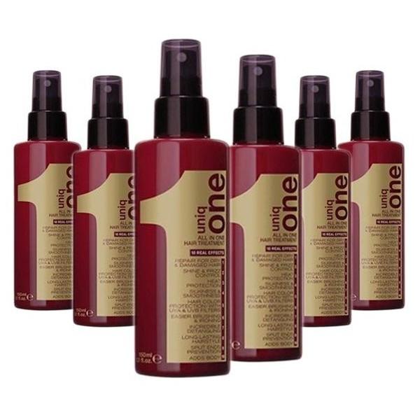 Pack 6 Spray Uniq One Revlon 150 ML