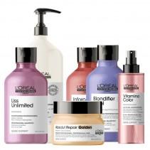soins cheveux suisse