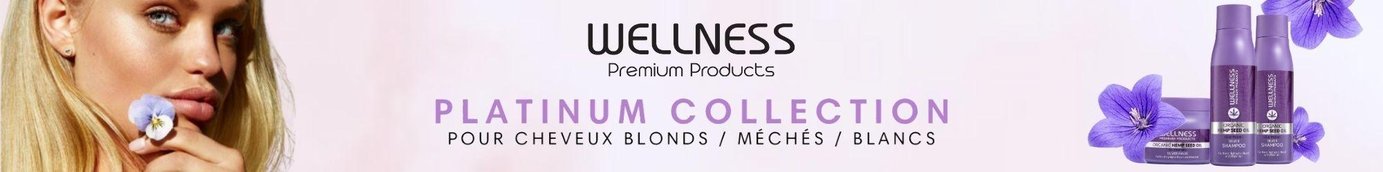 Planitum Collection - cheveux blonds et blancs
