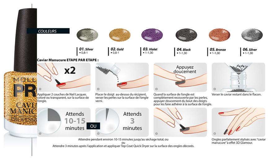 protocole caviar