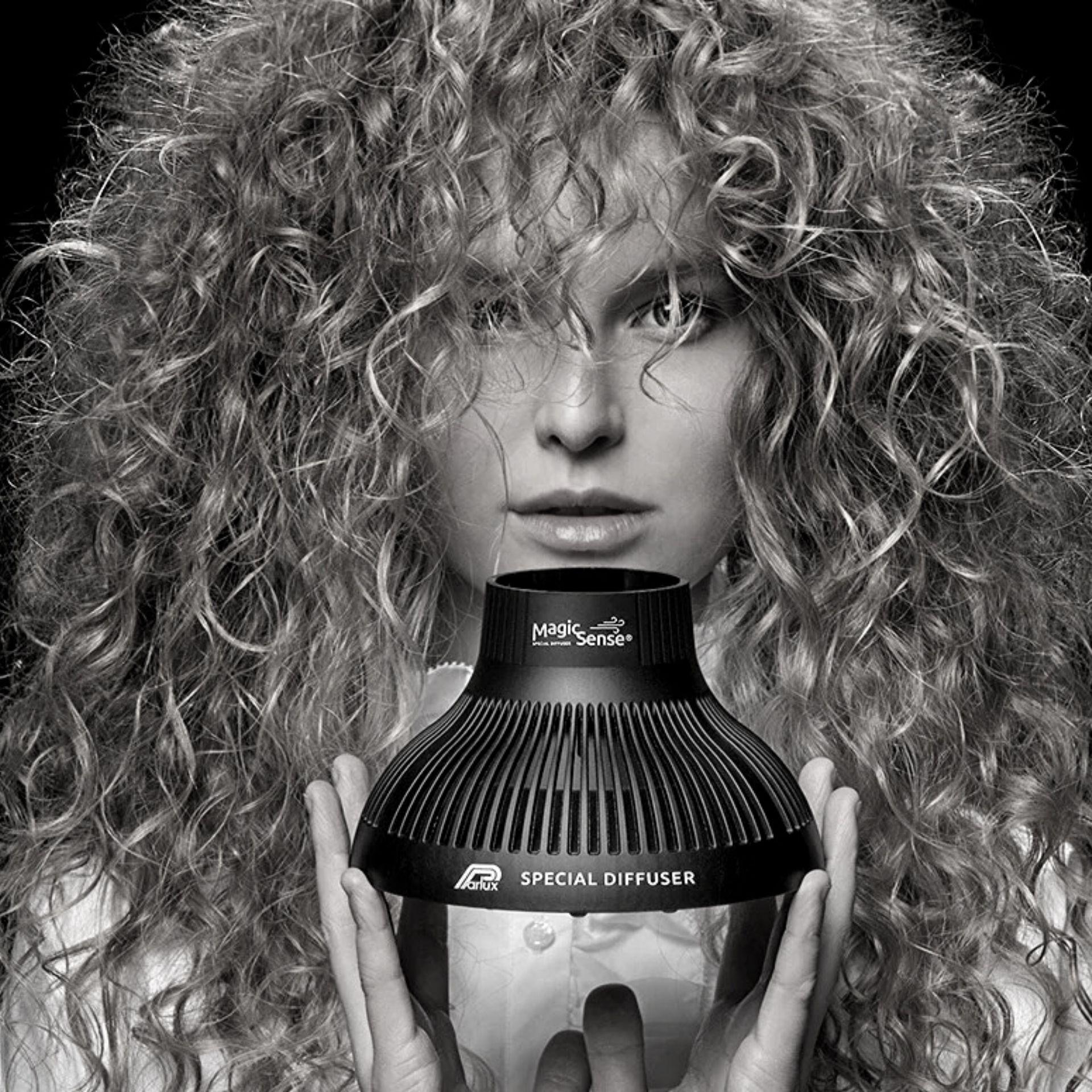 Embout cheveux bouclés Parlux